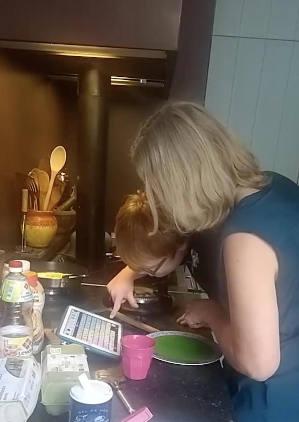 douwe kookt met willemien
